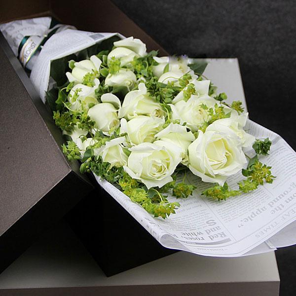 白玫瑰的花语是什么?