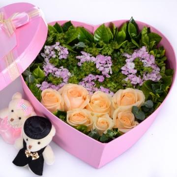 9朵玫瑰代表什么,不同颜色九朵玫瑰花语是什么?