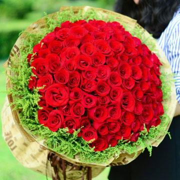 情人节送花攻略,情人节送什么花最好!