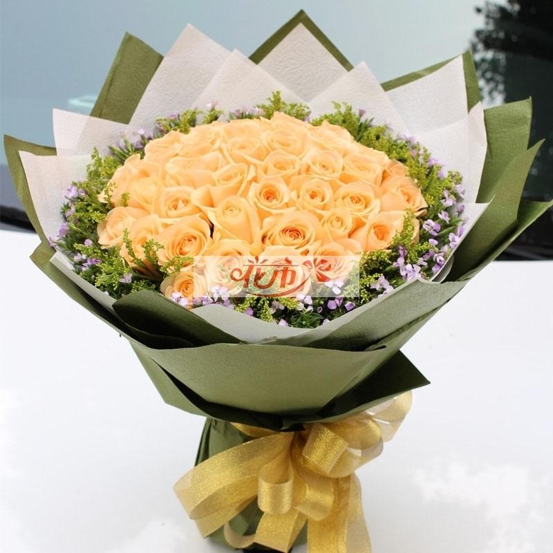 黄玫瑰的花语是什么,黄玫瑰代表什么?