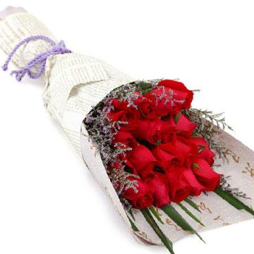 不同颜色的16朵玫瑰代表什么意思?