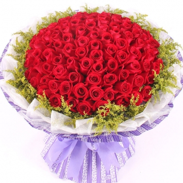 情人节最不该忘记的他们:替父亲送给母亲一束花吧