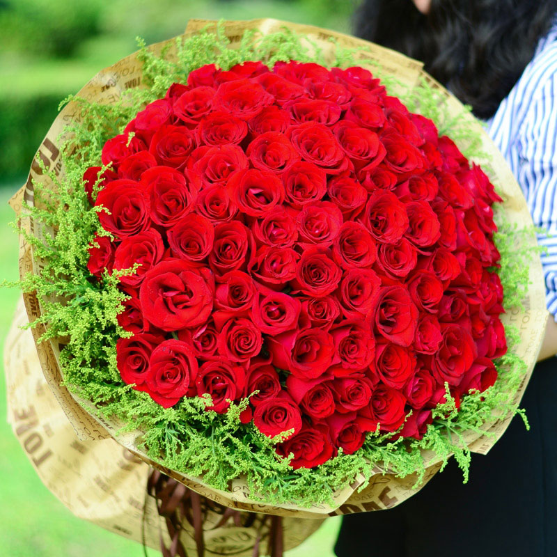 生日送花推荐,女朋友过生日送什么花好