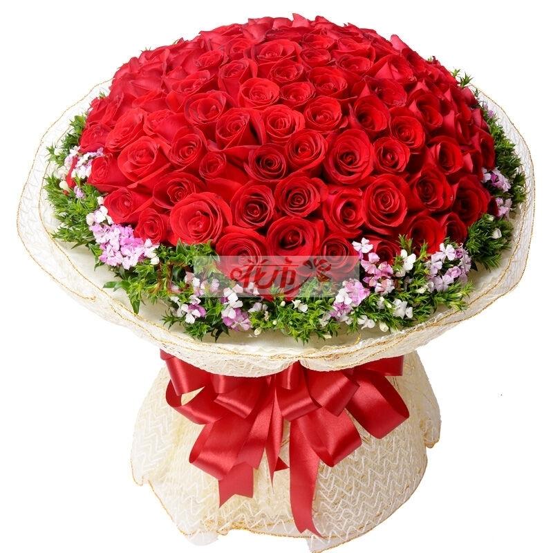520送女孩红玫瑰代表什么意思?