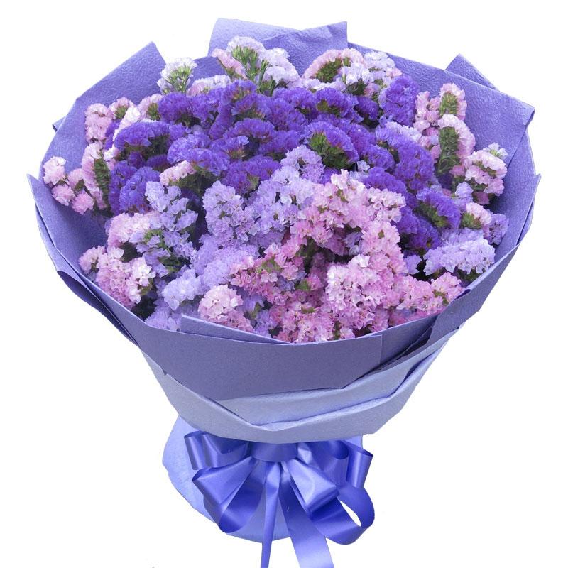老人过生日送什么花?