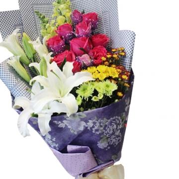 孩子生日可以送花吗?