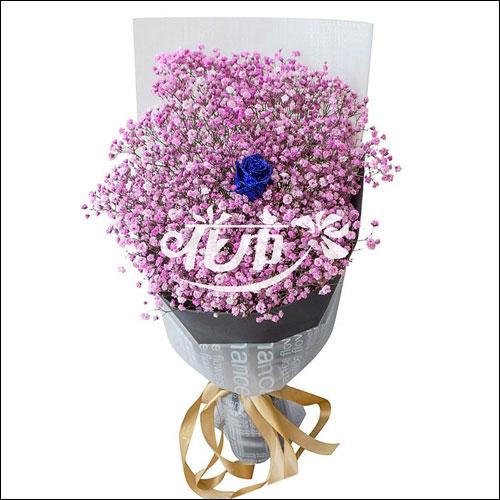 结婚十周年纪念日送什么花给老婆?