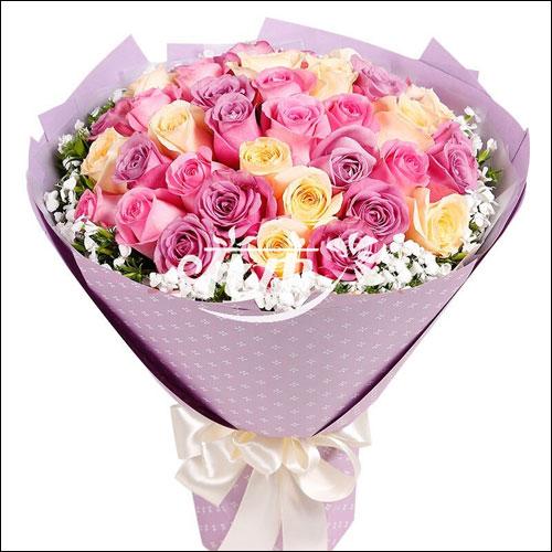 520放肆爱,爱就大声说-花市网520情人节鲜花任您选!