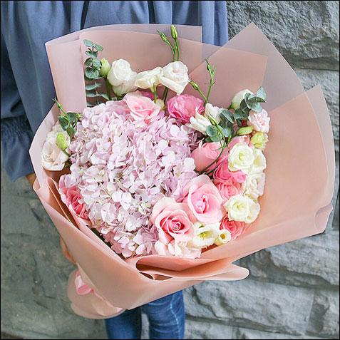 绣球花的花语和寓意是什么?送绣球花代表什么意思?
