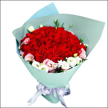在网上如何给异地女友送花?