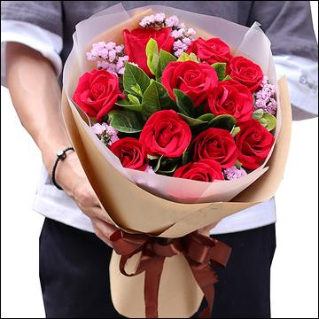 哪家网上花店能送花到杭州西湖附近?