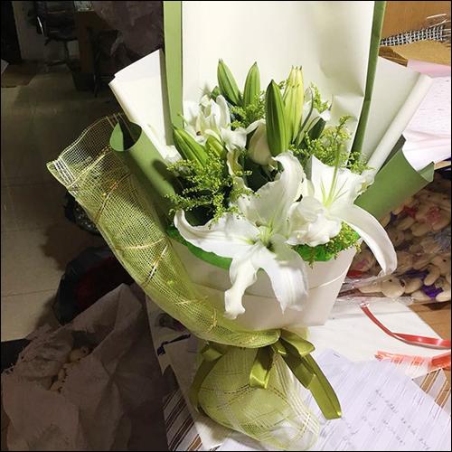 杭州西湖区附近鲜花店哪家好?