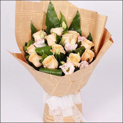 广东江门哪家花店可以订元旦节鲜花?