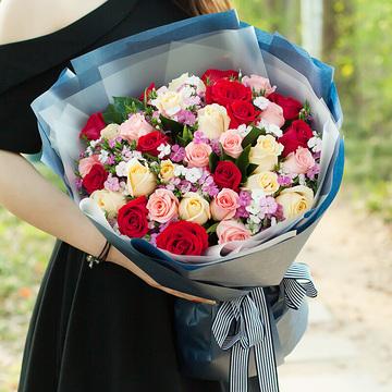 龙泉驿网上订花、龙泉驿花店鲜花配送