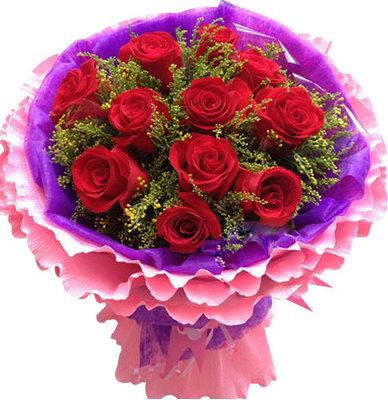 广州白云区附近鲜花店有哪些?