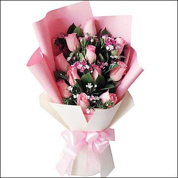 渭南临渭区鲜花预订送花