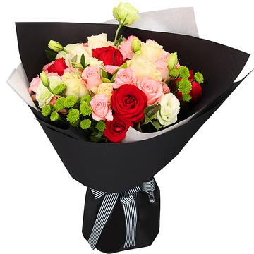 汉中花店、汉中网上订花、汉中鲜花预定