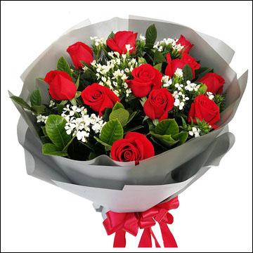 柳州市柳南区鹅山飞瀑在哪个花店送花好?