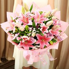 佳木斯汤原县大亮子河公园附近哪家花店好?