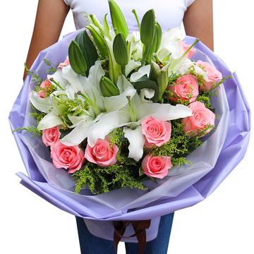 女孩子都喜欢什么花?