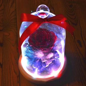 圣诞节送什么花给女朋友?