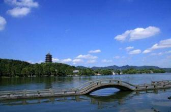 杭州西湖景区可以买鲜花赏湖吗