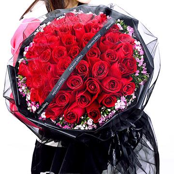 成安县鲜花花束,哪里可以买到比较好看的?