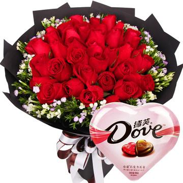 沧州青县看望病友送什么花?