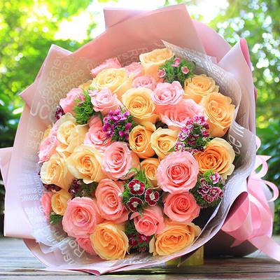 济南市鲜花速递-济南附近鲜花店网上订花