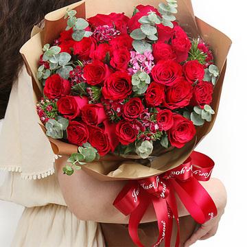 哈尔滨附近鲜花店订花送花上门