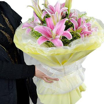 深圳龙岗区附近鲜花店网上订花