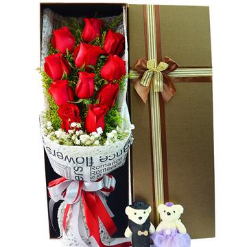 广元市昭化区本地鲜花配送-昭化区元坝镇异地如何送花