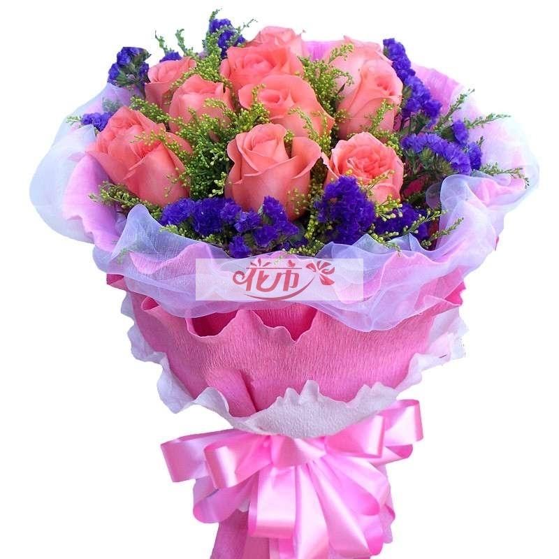 情人节送花指南之玫瑰物语,11朵玫瑰代表什么含义?