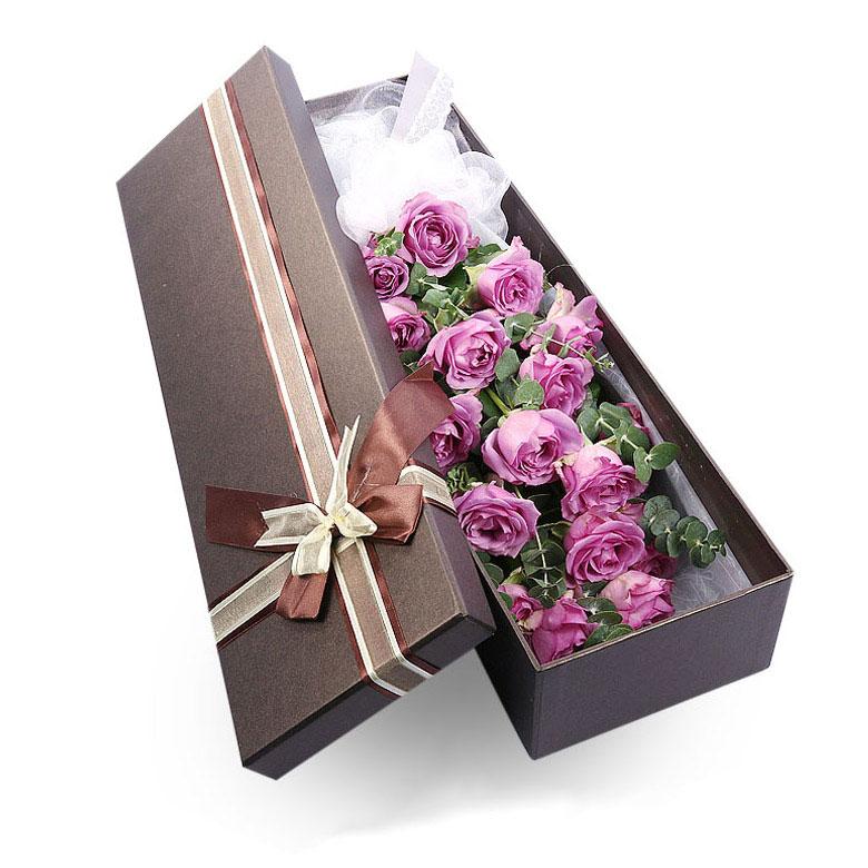 圣诞节可以送花吗?