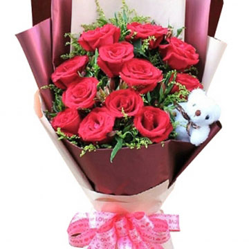 12朵玫瑰花语,12朵玫瑰代表什么意思?