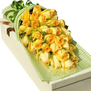 黄玫瑰的花语是什么,送黄玫瑰代表什么意思?