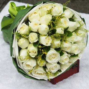 33朵玫瑰花语是什么,33朵玫瑰花的含义?