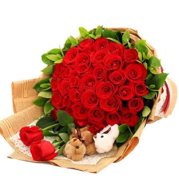 情人节送什么花最好,情人节送花攻略!
