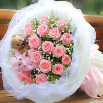19朵玫瑰花的含義,19不同花色朵玫瑰花的花語!