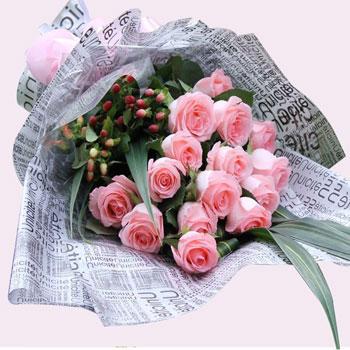 粉红玫瑰代表什么,不同数量的粉红玫瑰花语代表什么?