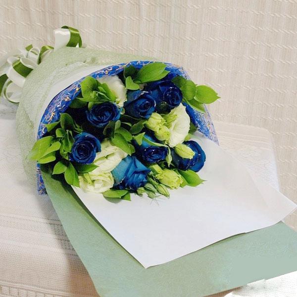 蓝色妖姬价格是多少,蓝色妖姬代表了什么?
