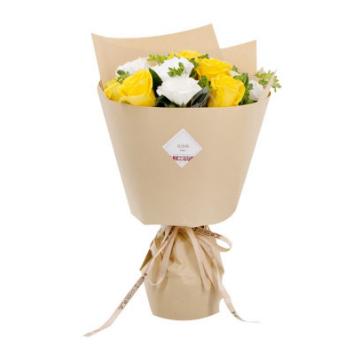 黄玫瑰的花语是什么,黄玫瑰代表什么