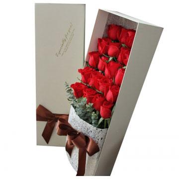 19朵玫瑰花的花语是什么?