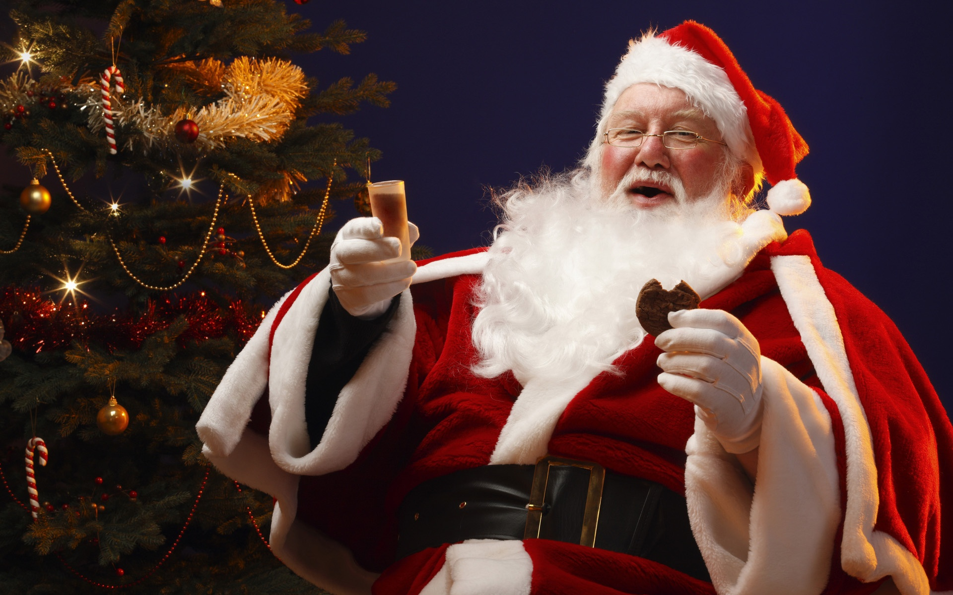 圣诞老人的传说