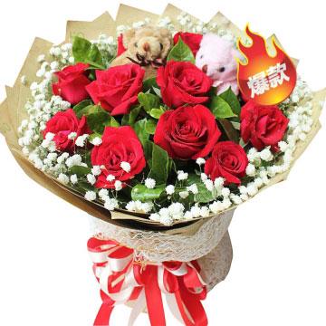 送玫瑰花朵数的含义,不同朵数玫瑰花含义分别是什么?