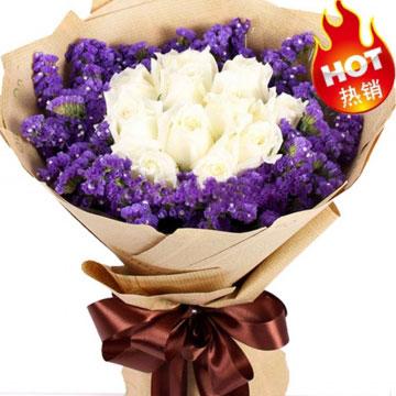 白色玫瑰代表什么,白玫瑰的花语是什么?