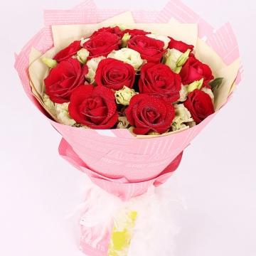 红色玫瑰花语大全,送红色玫瑰花代表什么