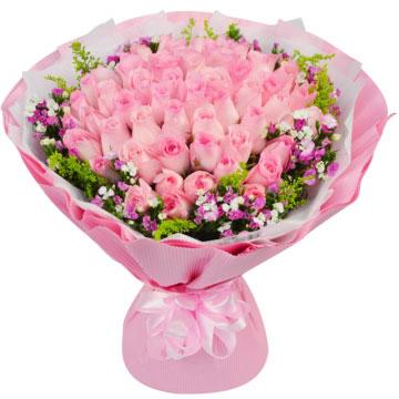 粉色玫瑰的花语是什么,粉色玫瑰代表了什么?