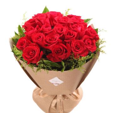 七夕情人節玫瑰多少錢一束?
