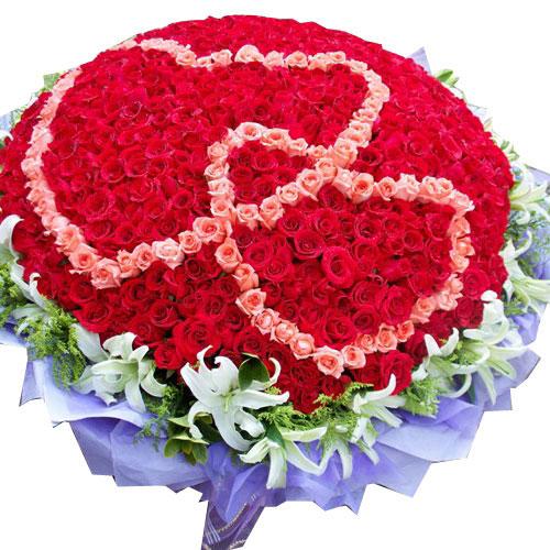 情人节求婚鲜花什么颜色比较好?